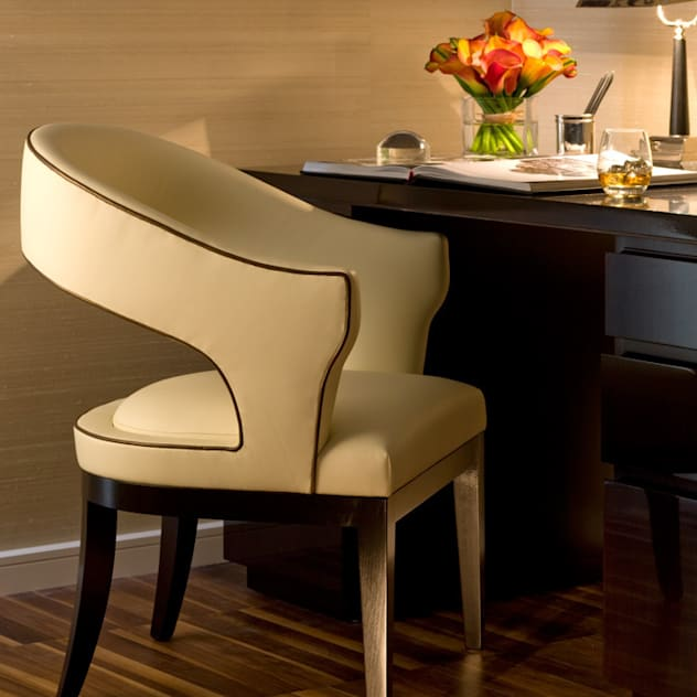 Furniture: classic Study/office by Roselind Wilson Design