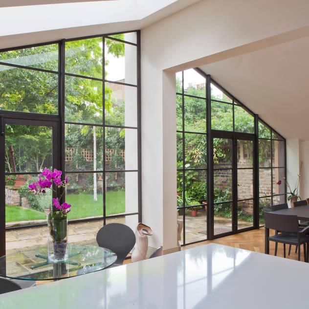 hiện đại  theo Architectural Bronze Ltd, Hiện đại Kim loại