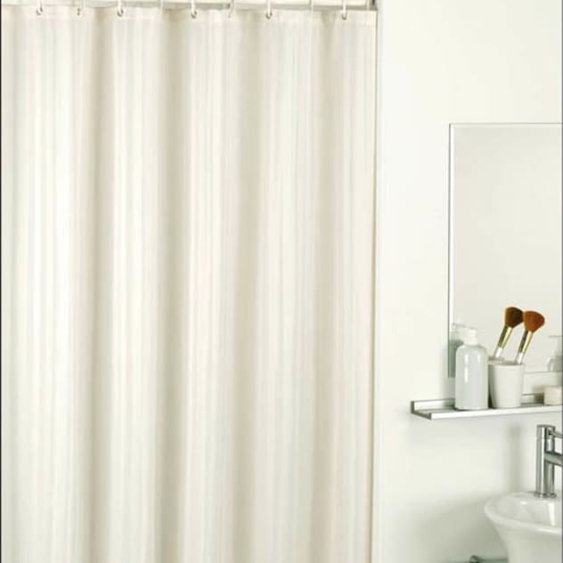 King of Cotton Curtain: classic Bathroom by King of Cotton