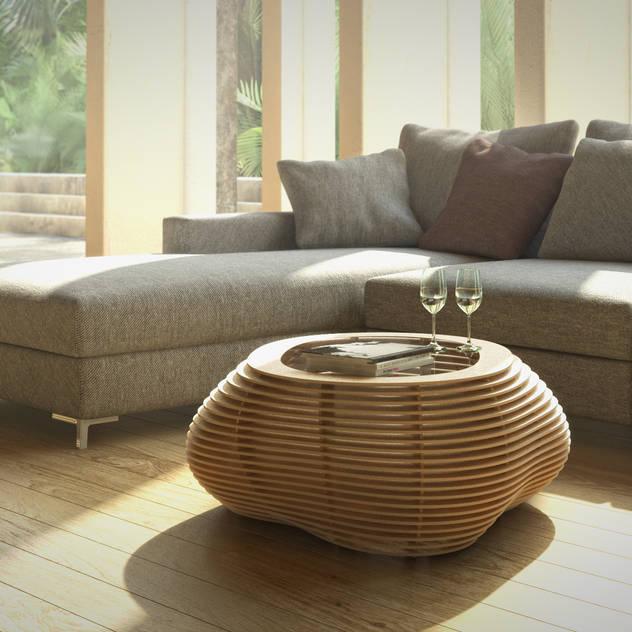 form.bar: modern tarz Oturma Odası