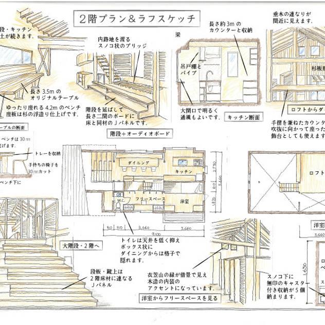 by 豊田空間デザイン室 一級建築士事務所