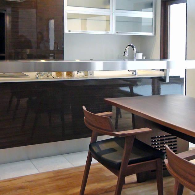 u01 homifyの特集記事でキッチン施工例が紹介されています|k design