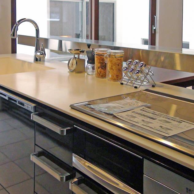 u04 homifyの特集記事でキッチン施工例が紹介されています|k design