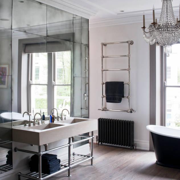 ห้องน้ำ by Rupert Bevan Ltd