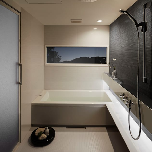 Baños de estilo moderno por 株式会社 和光製作所