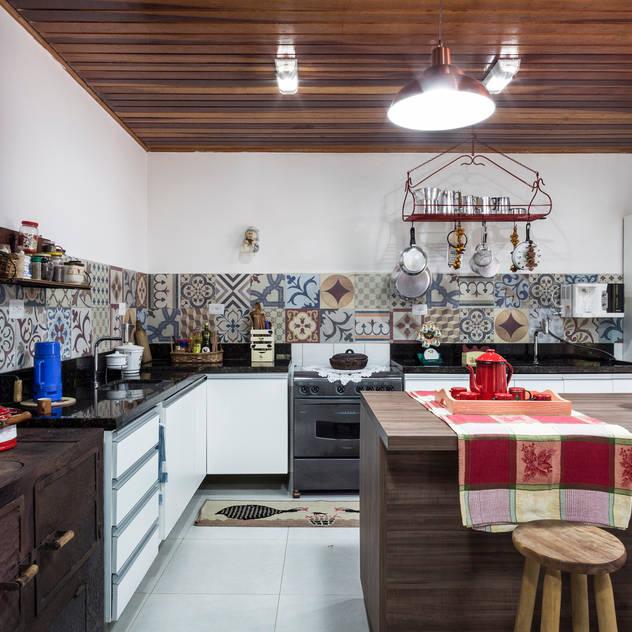 Cocina de estilo de Elisabeth Berlato Arquitetura, Interiores e Paisagismo