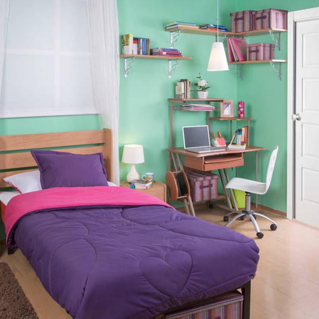 ห้องนอน by Idea Interior