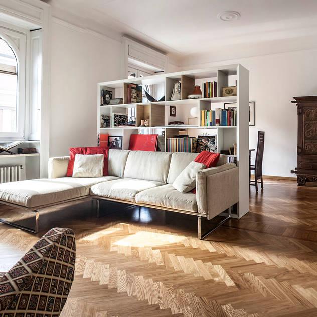 Sala de estar por M N A - Matteo Negrin