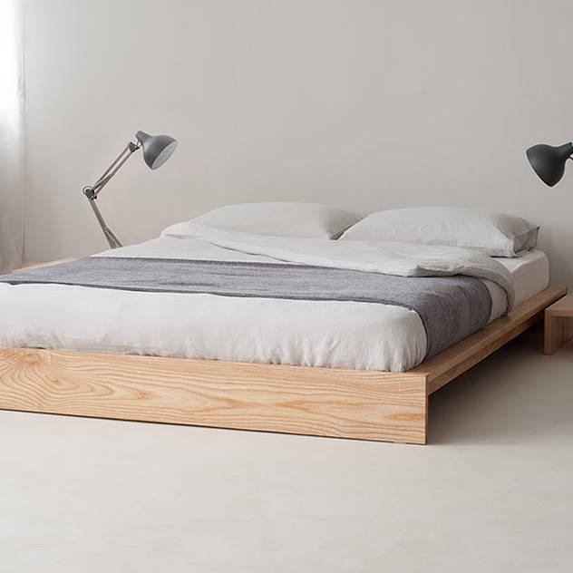 Châu Á  theo Natural Bed Company, Châu Á Gỗ Wood effect