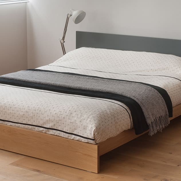 Châu Á  theo Natural Bed Company, Châu Á Than củi Multicolored
