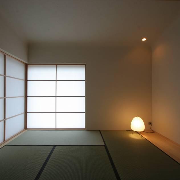 和室: 藤松建築設計室が手掛けた多目的室です。