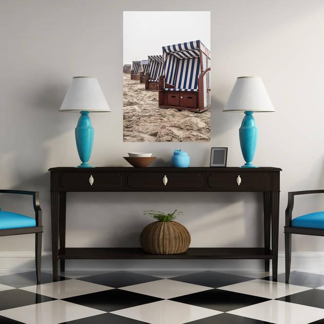 modern Living room تنفيذ K&L Wall Art