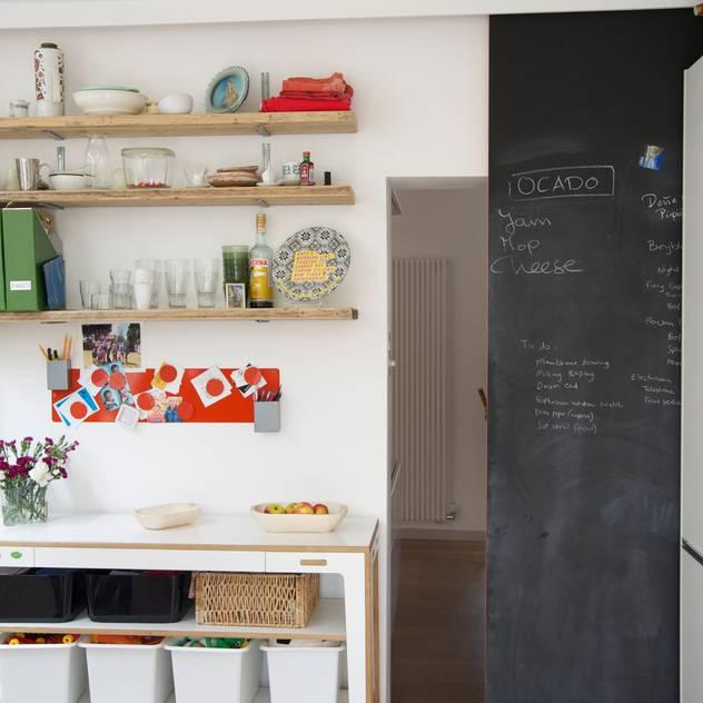 A2studio: modern tarz Mutfak