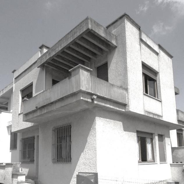 Ristrutturazione edilizia di villa a Bastia Umbra (PG):  in stile  di Fabricamus - Architettura e Ingegneria