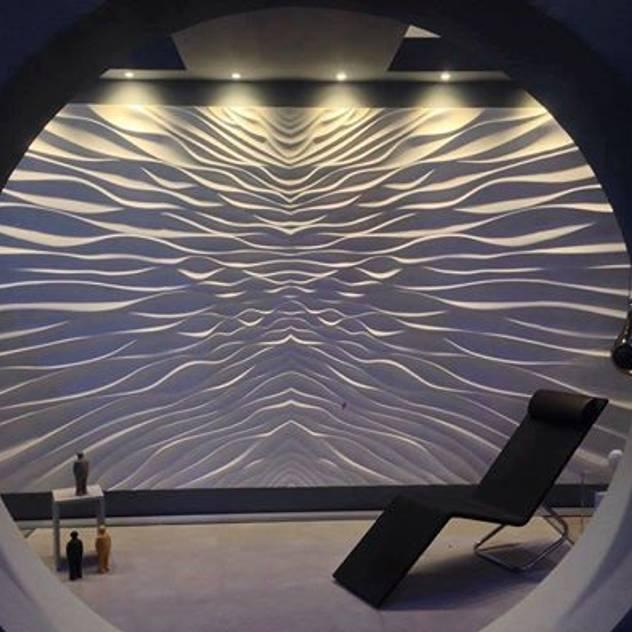 Wandverkleidung Design ILLUSION: modern von Loft Design System Deutschland - Wandpaneele aus Bayern,Modern