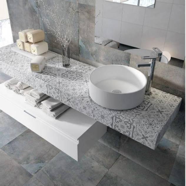 Encimeras de baño hidráulicas: de estilo de TheBathPoint