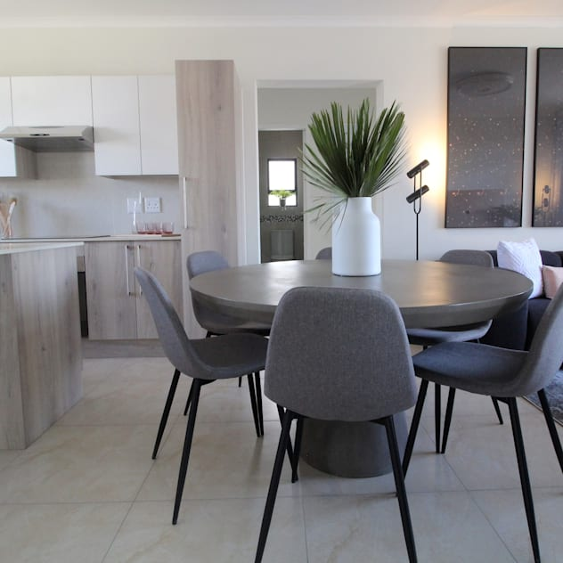 Interior Designed Show Units in South Africa: modern  by Design Air, Modern