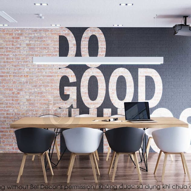 Viet An Office bởi Bel Decor