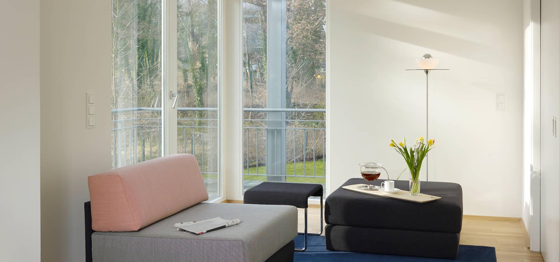 dessau design innenarchitekten in berlin homify. Black Bedroom Furniture Sets. Home Design Ideas