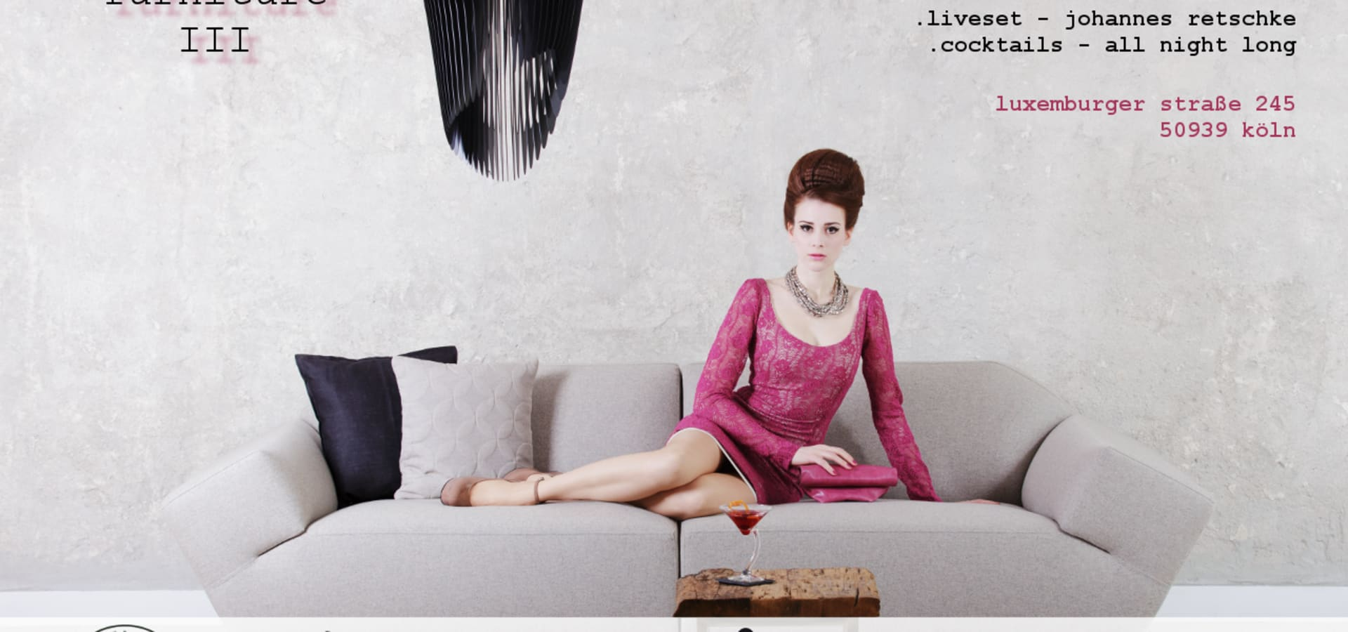 Fashion Meets Furniture Iii By Living Wohndesign By Terry Palmer