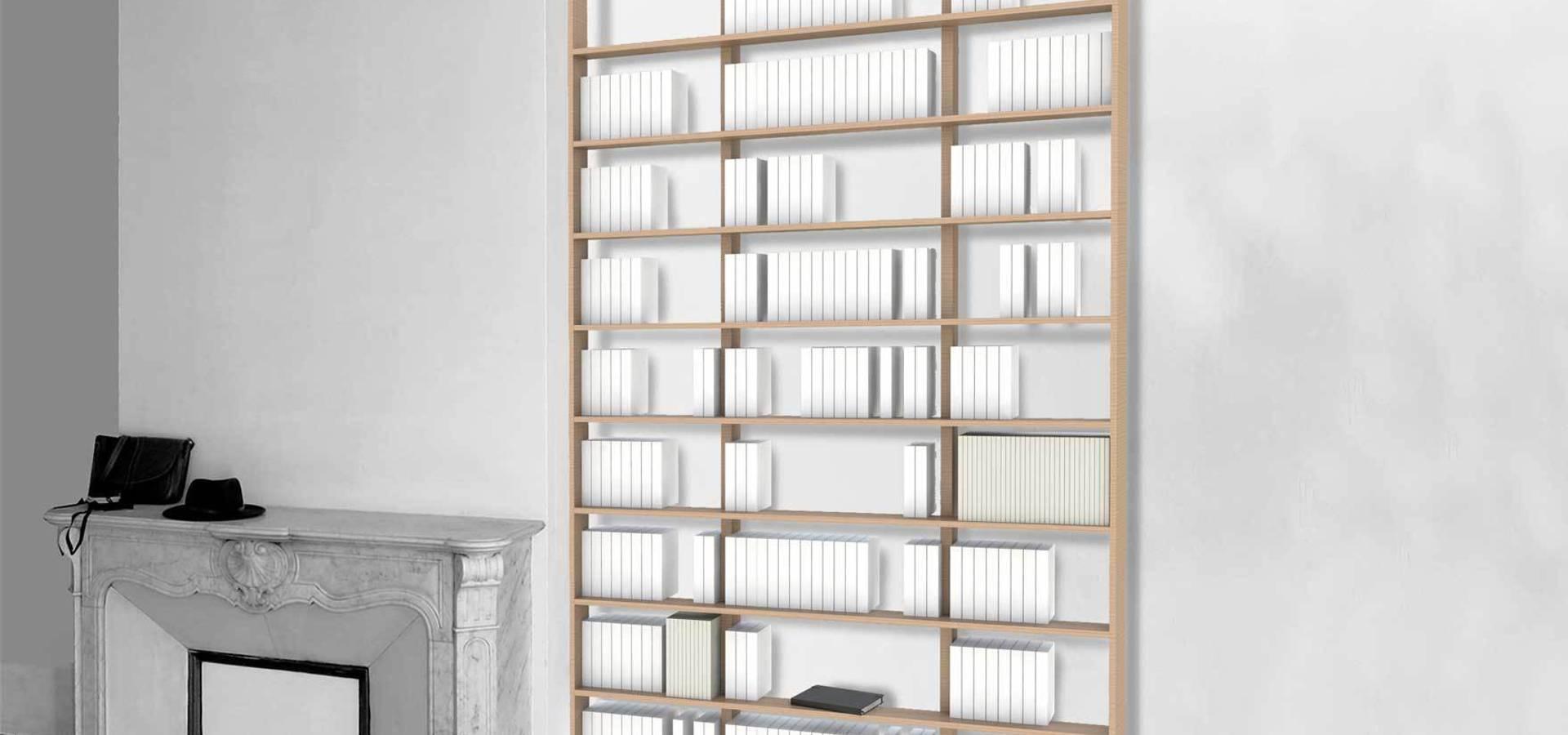 biblioth que wallbook malherbe edition. Black Bedroom Furniture Sets. Home Design Ideas