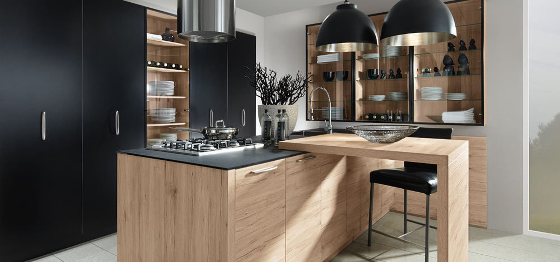 cuisine par schott cuisines homify. Black Bedroom Furniture Sets. Home Design Ideas