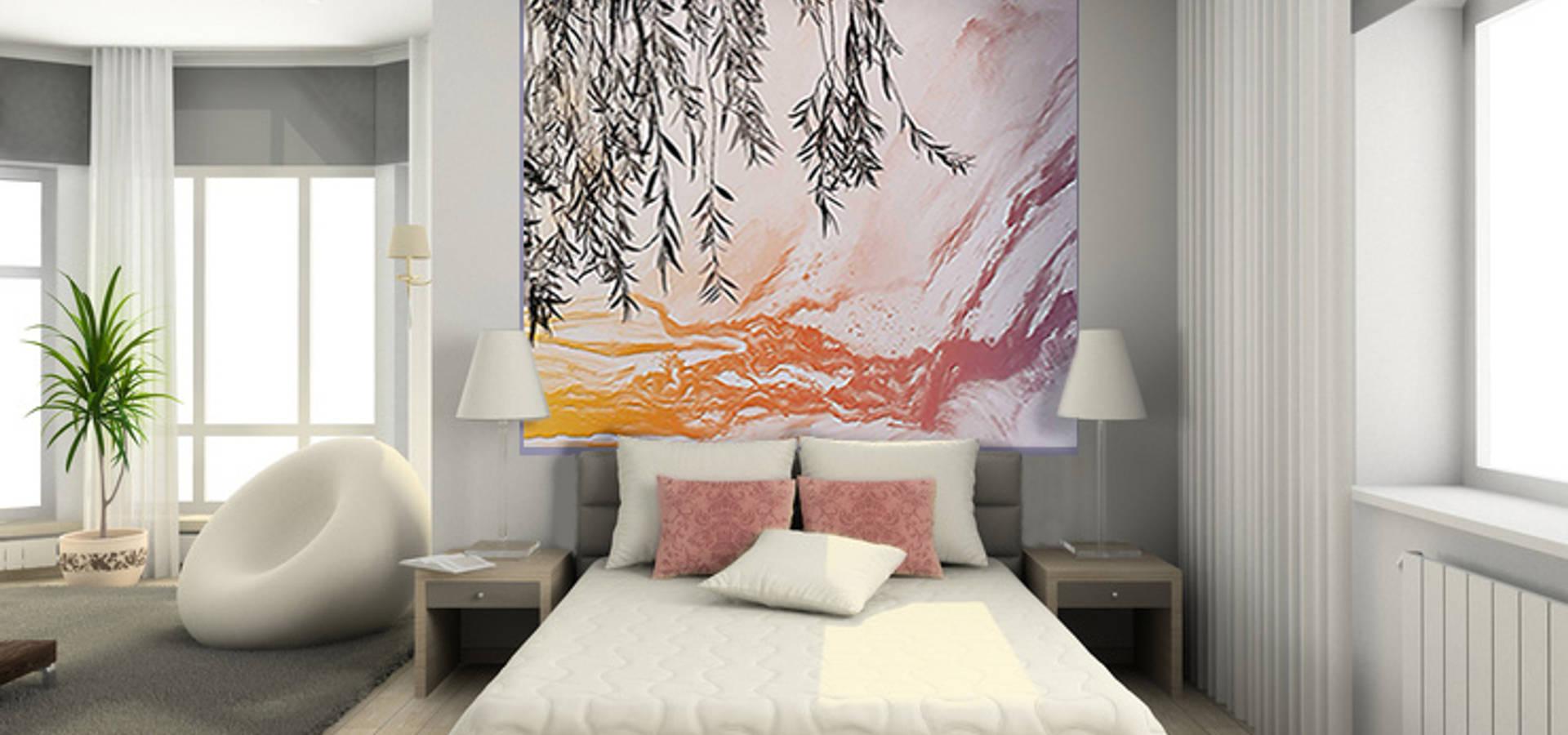 Papier Peint Trompe L Oeil Plafond papiers peints panoramiques trompe l'oeil par belmon déco