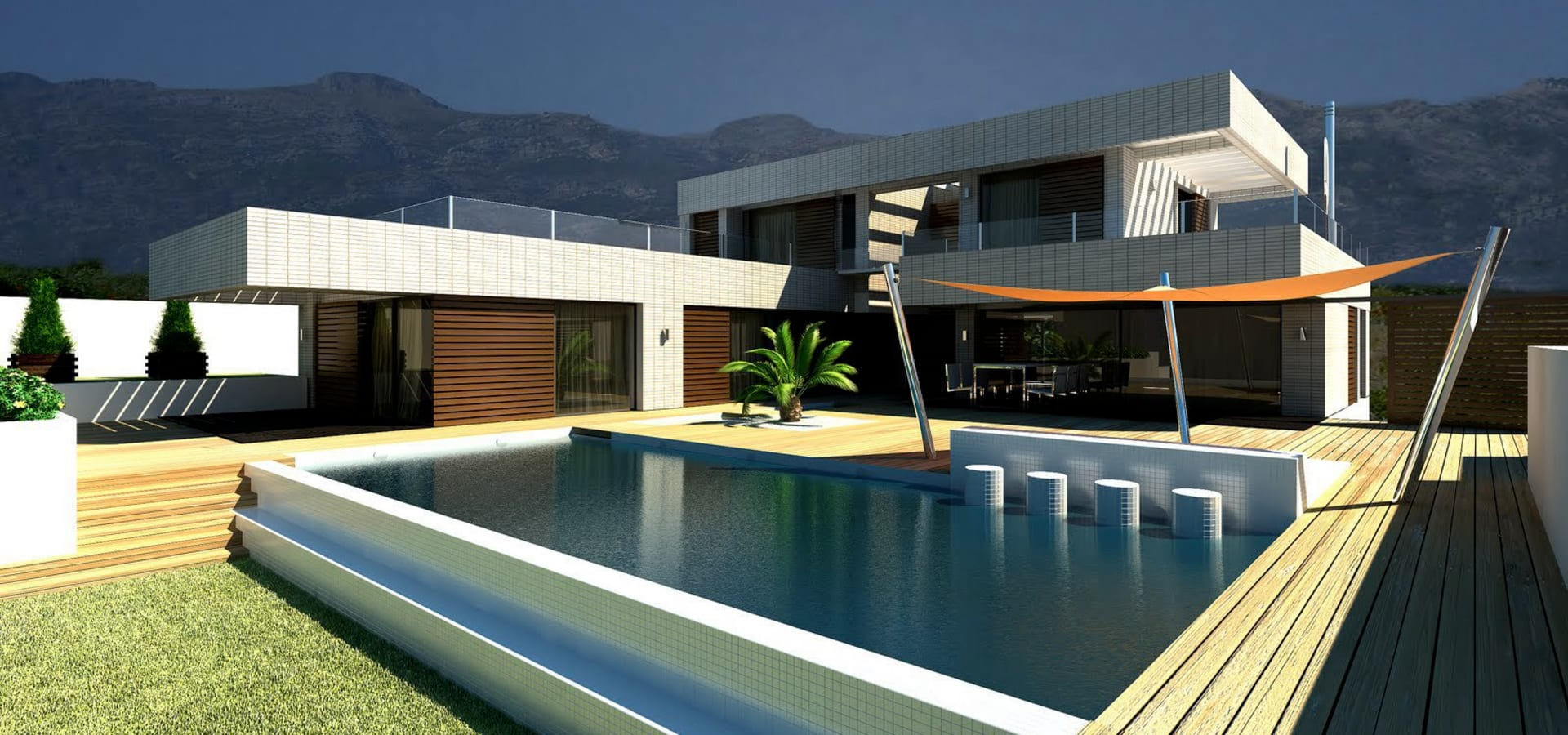Casa timo von ebano arquitectura de interiores homify for Arquitectura de interiores