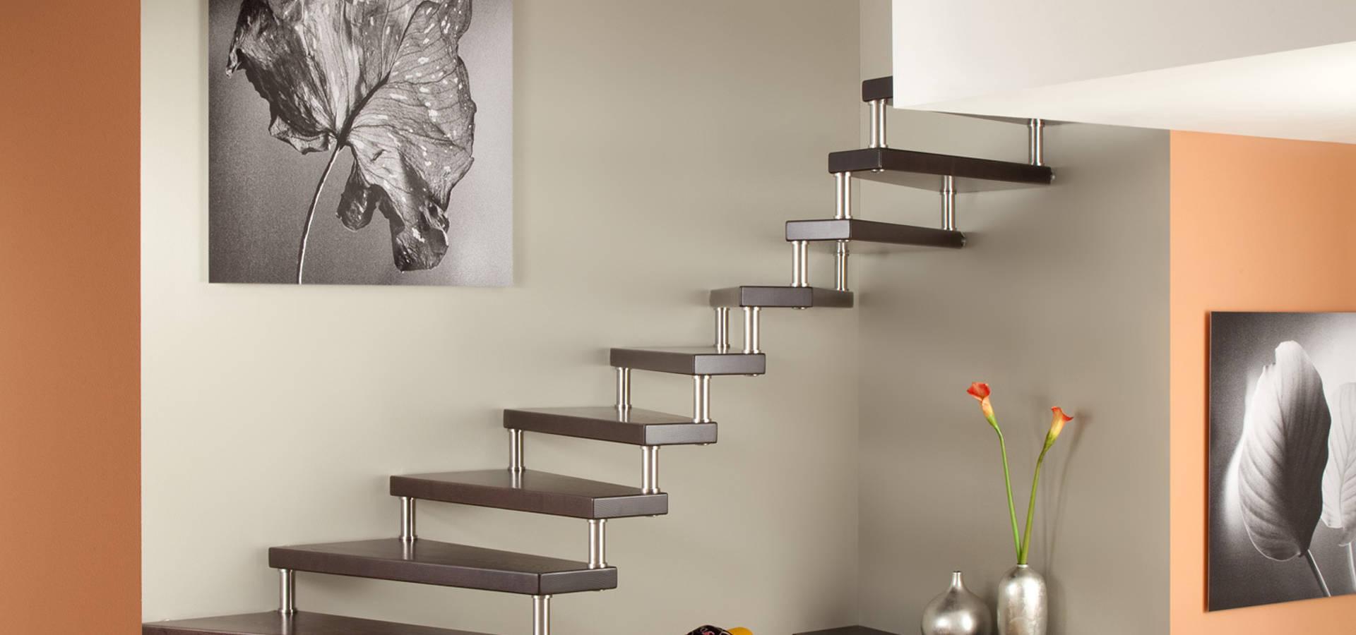 treppenbau grohskurth gmbh treppen und gel nder in sinsheim homify. Black Bedroom Furniture Sets. Home Design Ideas