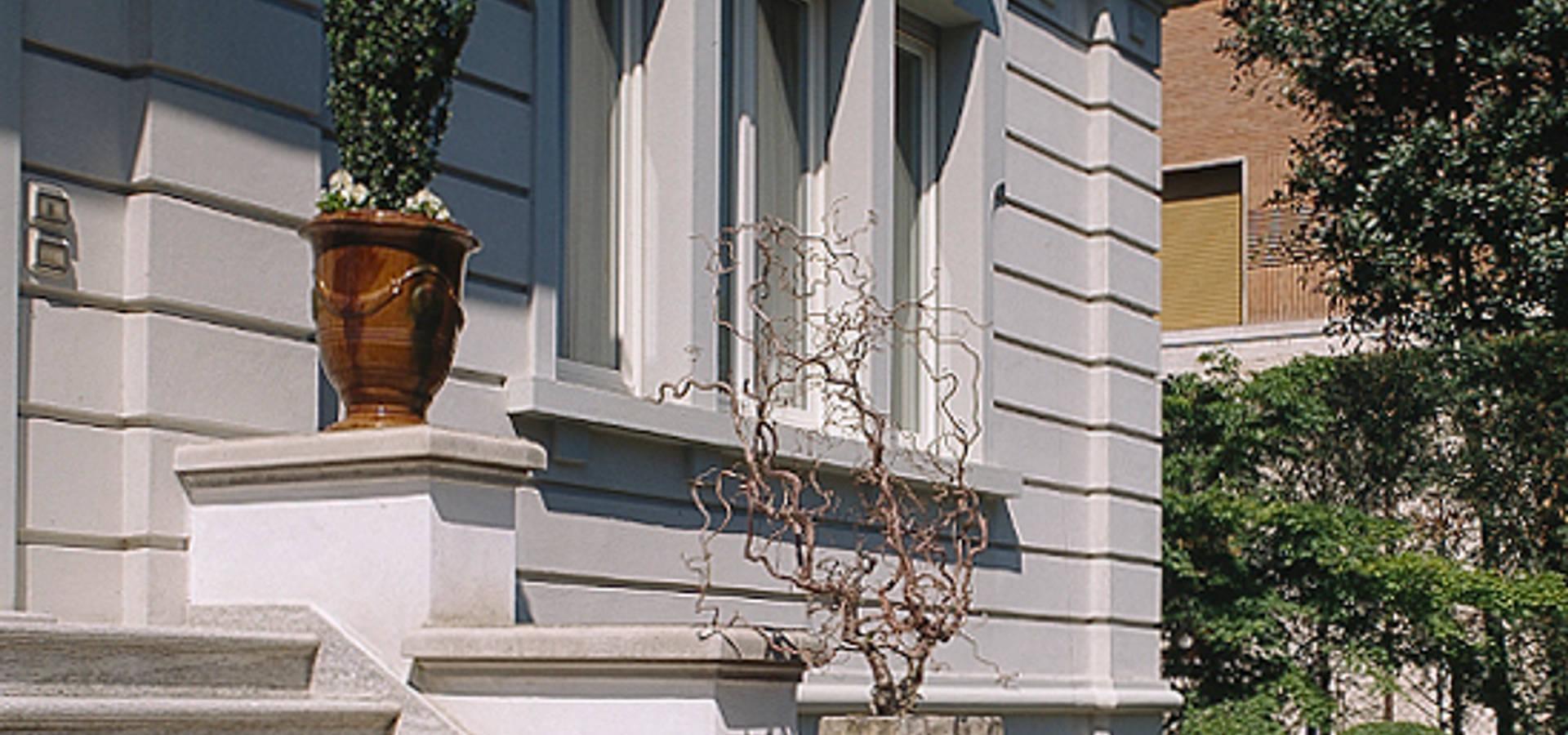 Appartamento a milano in porta romana von architetto marco - Architetto porta ...