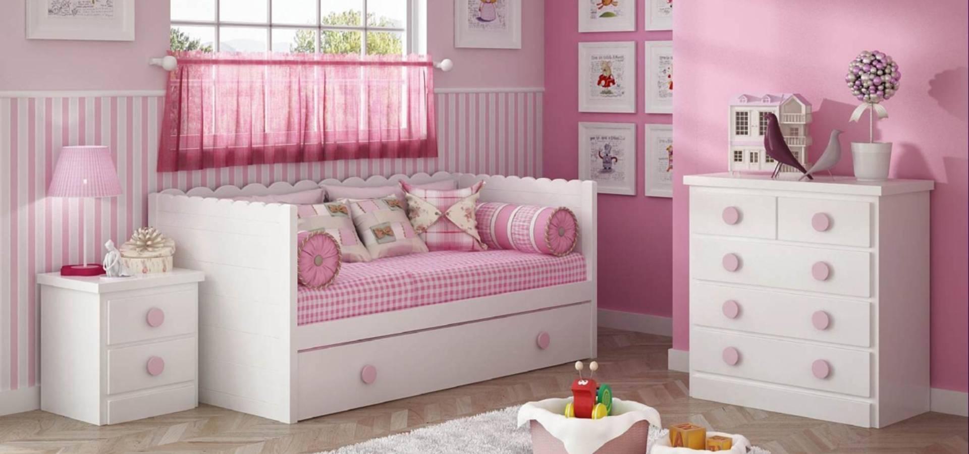 Cama nido para dormitorios infantiles de muebles noel for Muebles de dormitorio infantil