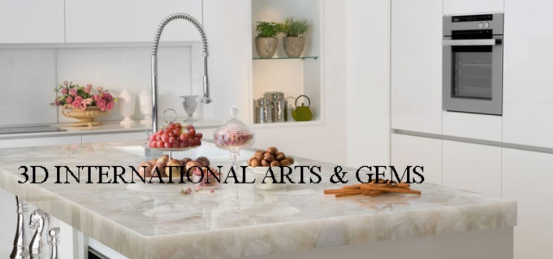 3D International Arts & Gems