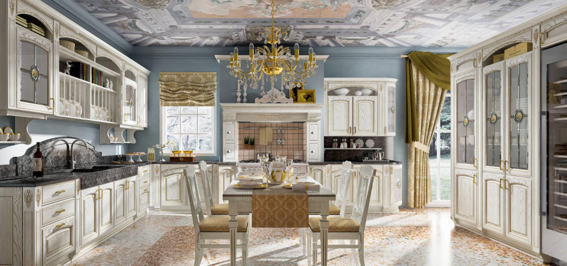 home cucine: Progettazione cucine a Cison di Valmarino | homify
