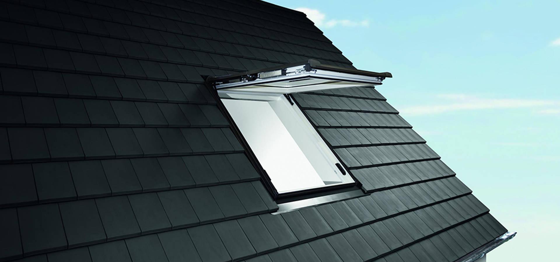 panorama dachfenster de roto dach und solartechnologie gmbh homify. Black Bedroom Furniture Sets. Home Design Ideas