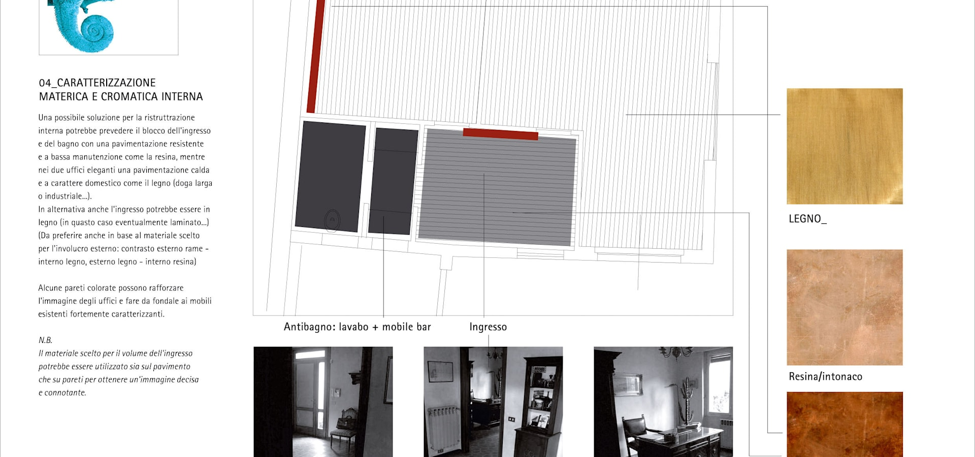 Mobili per antibagno perfect mobili lavanderia with for Mobili per lo studio di casa