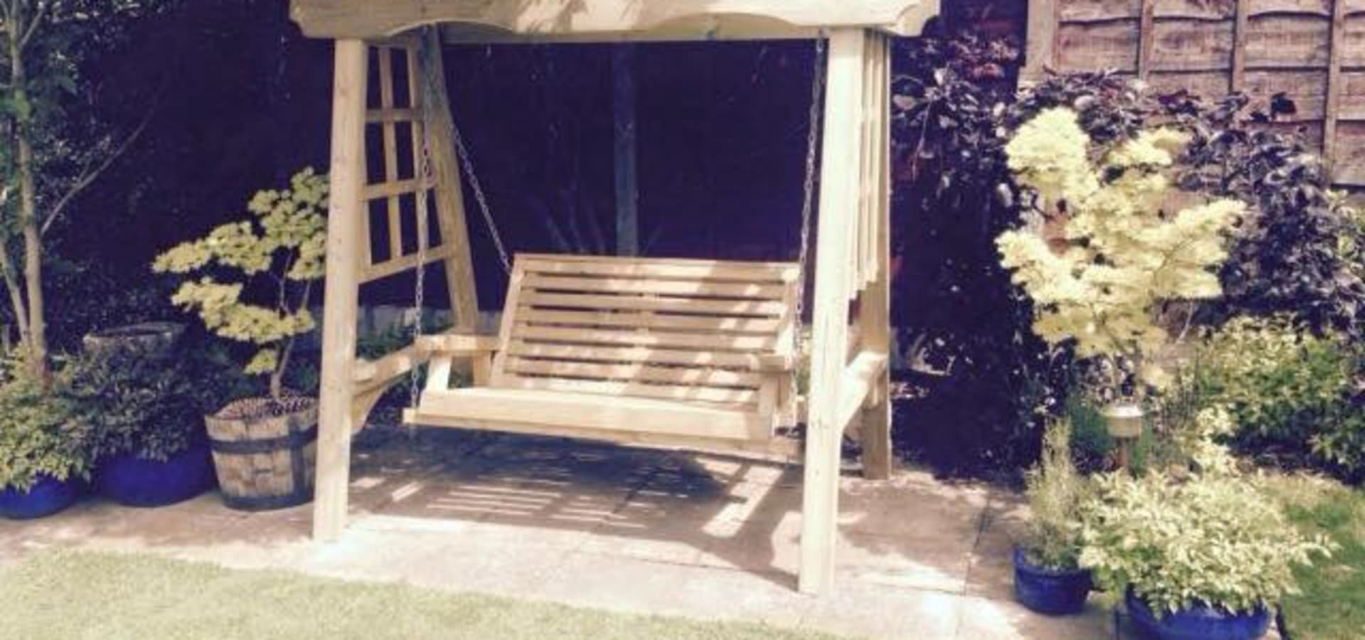 Churnet Valley Garden Furniture