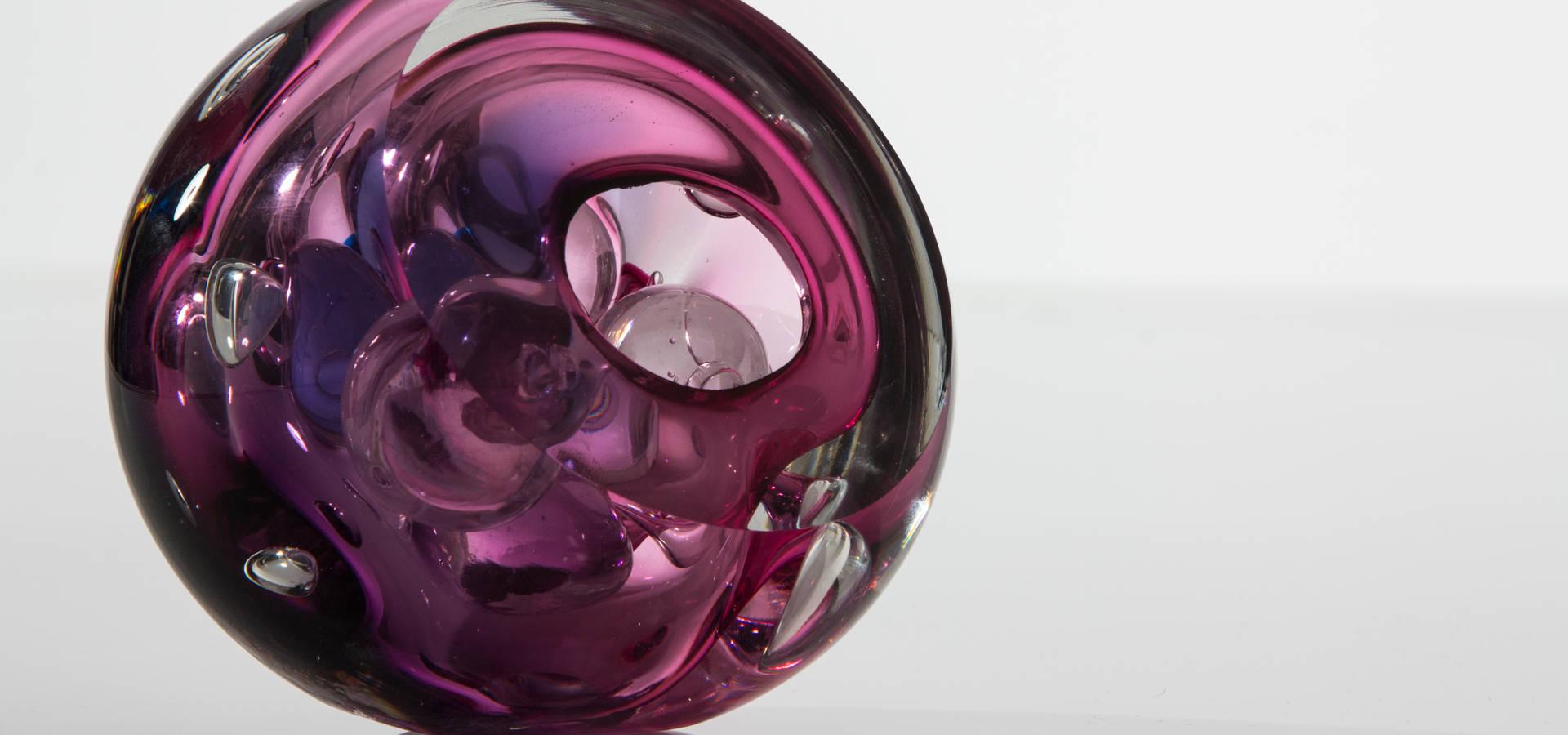 Charlotte Wilkinson Glass