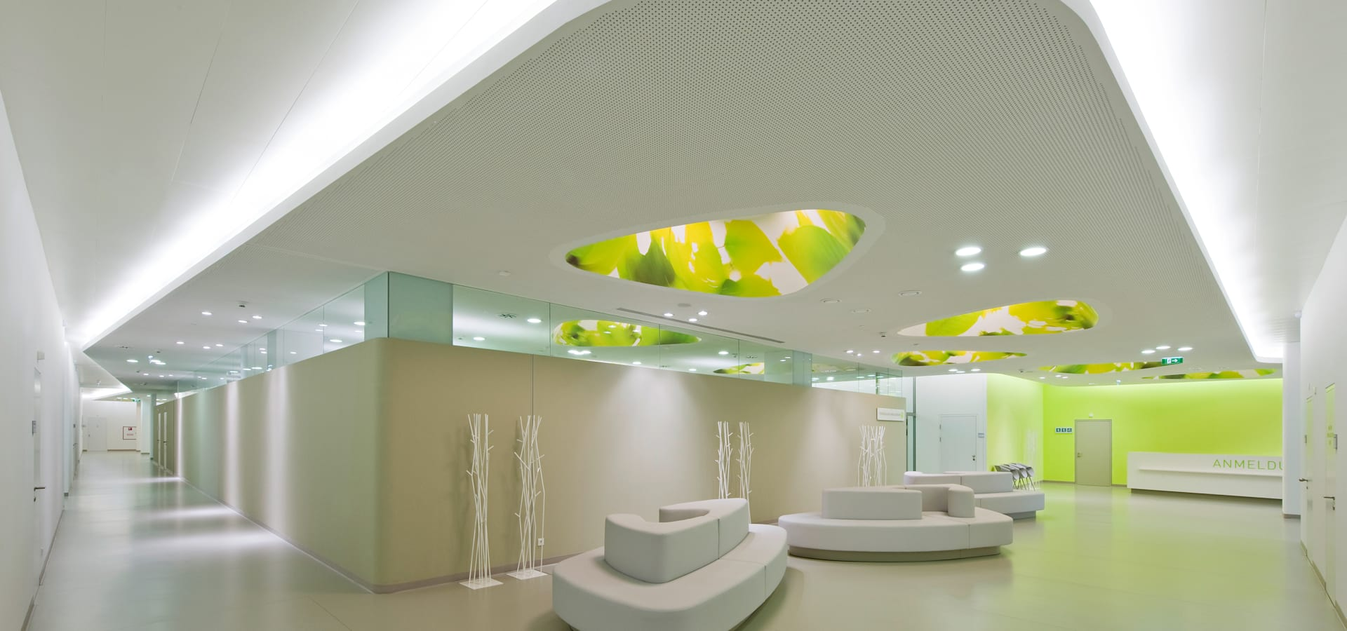 Gesundheitszentrum u3 med wien von lakonis architekten - Lakonis architekten ...