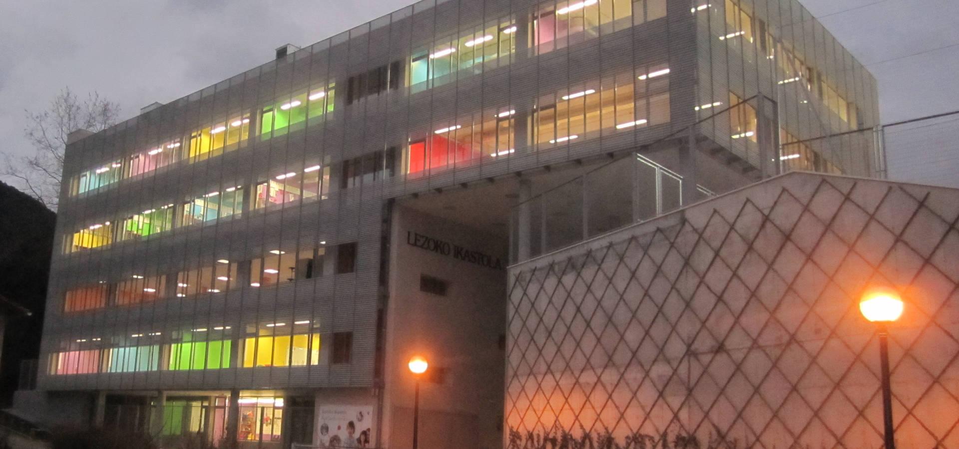Edificio docente en lezo di itark arquitectura y urbanismo for Arquitectura y urbanismo