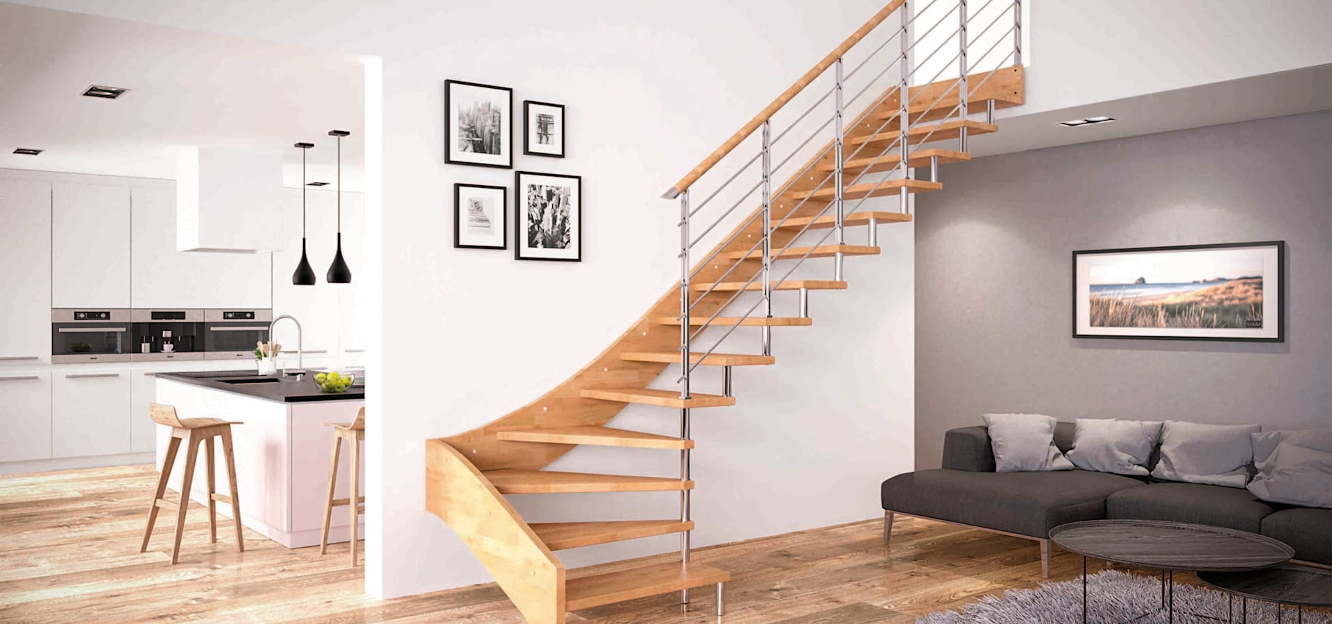 Rintal scale ringhiere a forli homify - Rintal scale forli ...