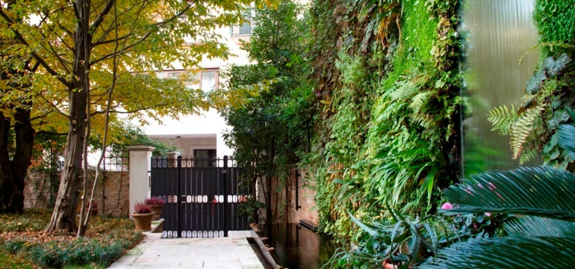 Eitelkeit Homify Garten Galerie Von Naturalezayarte