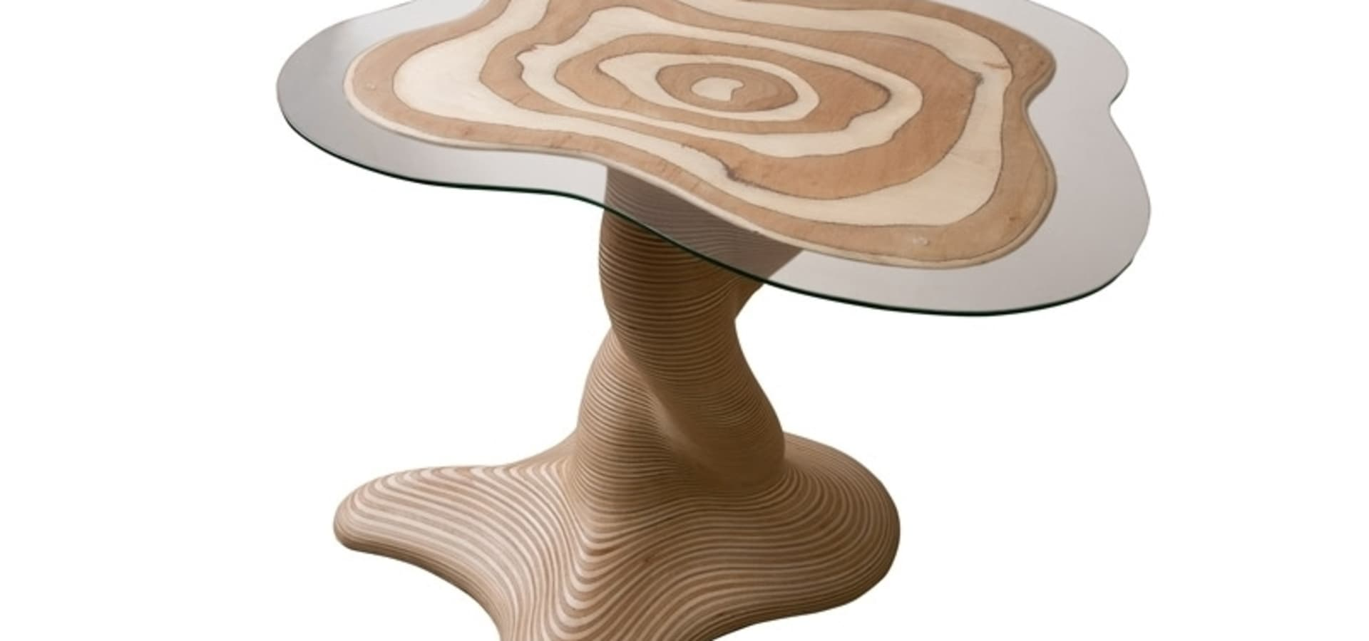 Meubles sculpt s de christina jekey homify for Table vue de haut