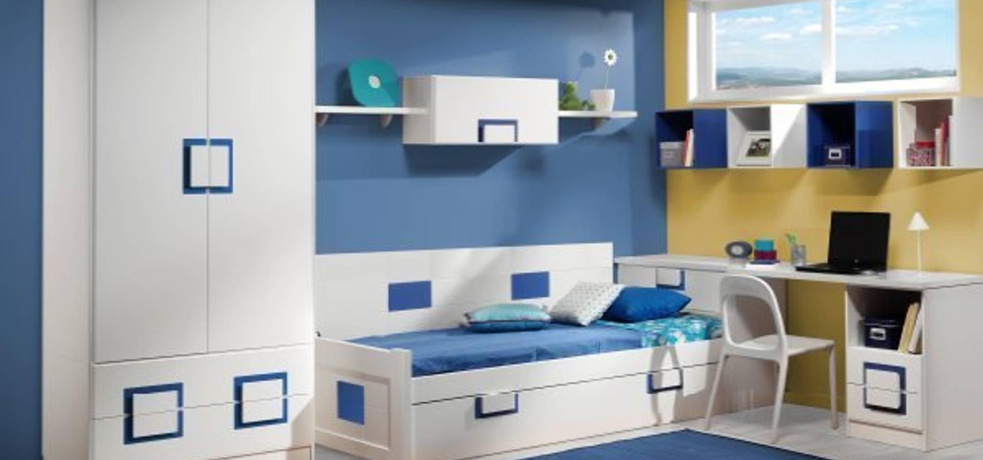 Muebles dalmi decoracion s l dormitorios infantiles con - Dormitorios infantiles con encanto ...