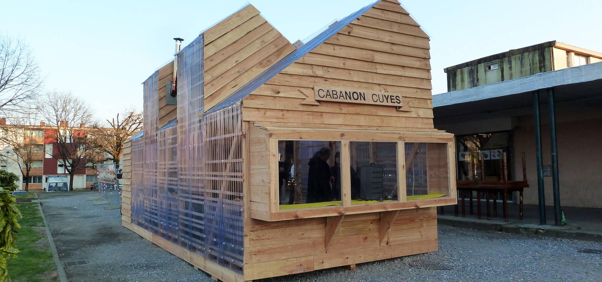 bruit du frigo cabanon cuyes homify. Black Bedroom Furniture Sets. Home Design Ideas