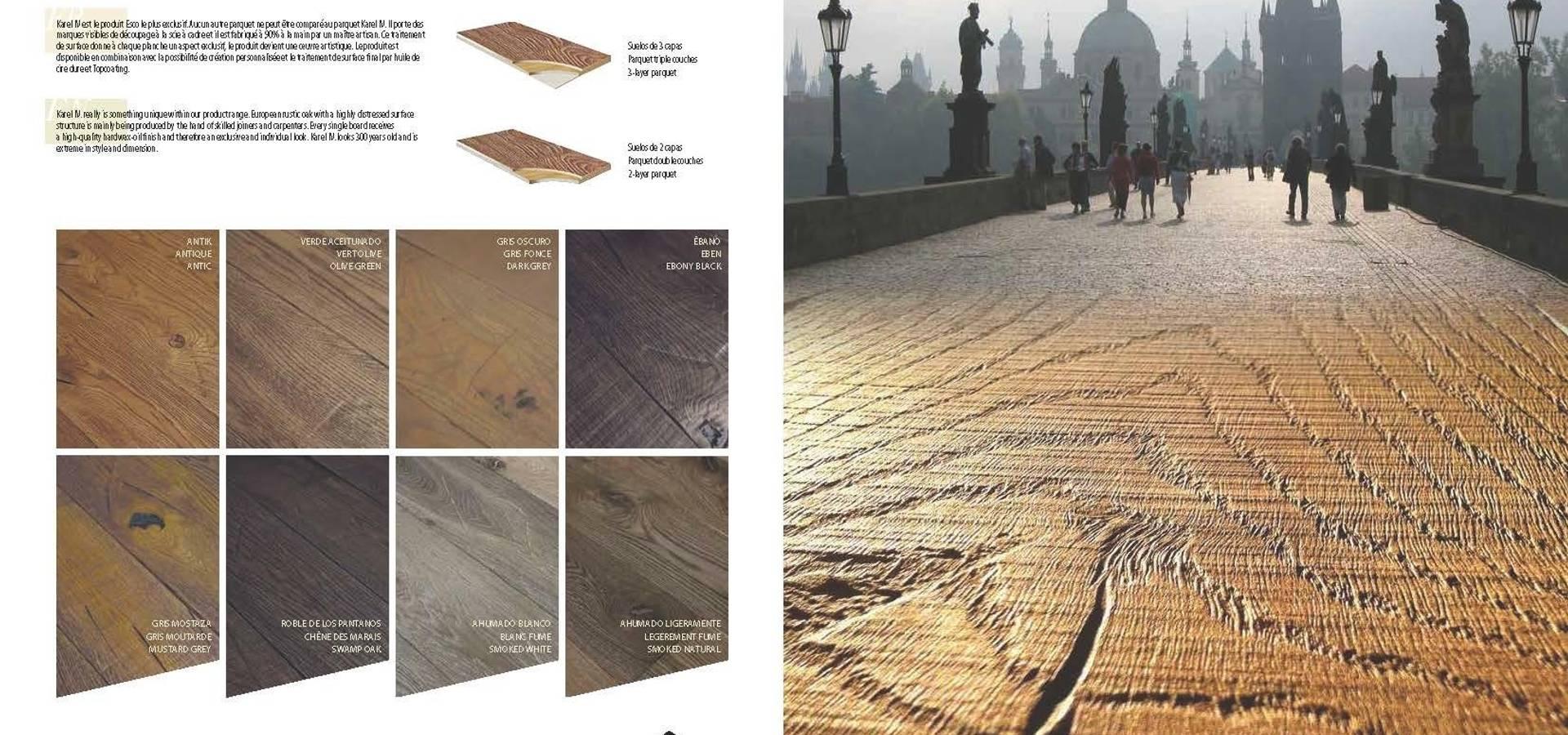 Esco suelos de madera