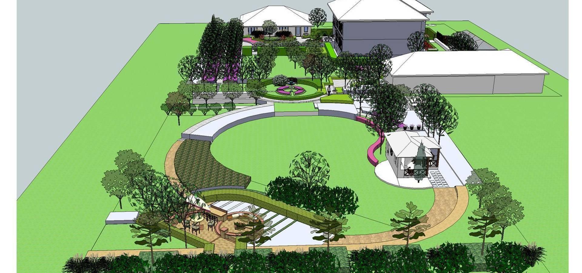 BersoDesign ❖ Landscape architecture. Design.