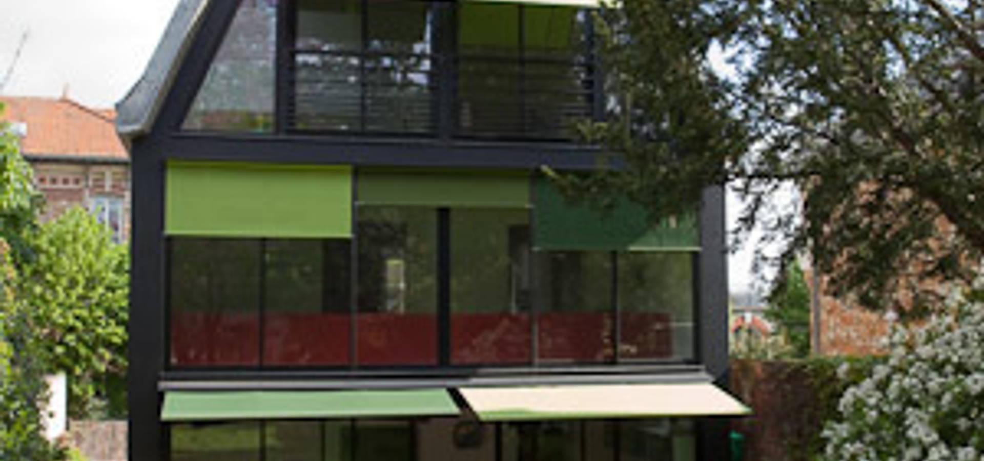 atelier d 39 architecture bm architectes paris sur homify. Black Bedroom Furniture Sets. Home Design Ideas