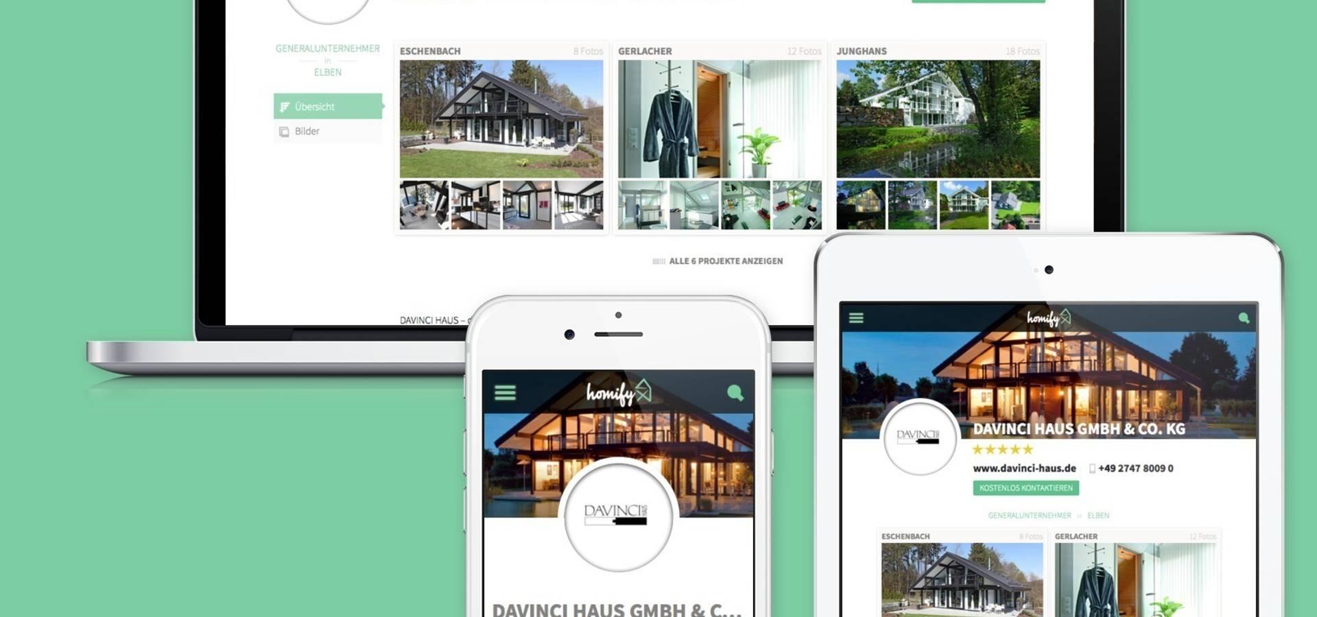 mustermann architekturb ro medien blogger in berlin homify. Black Bedroom Furniture Sets. Home Design Ideas