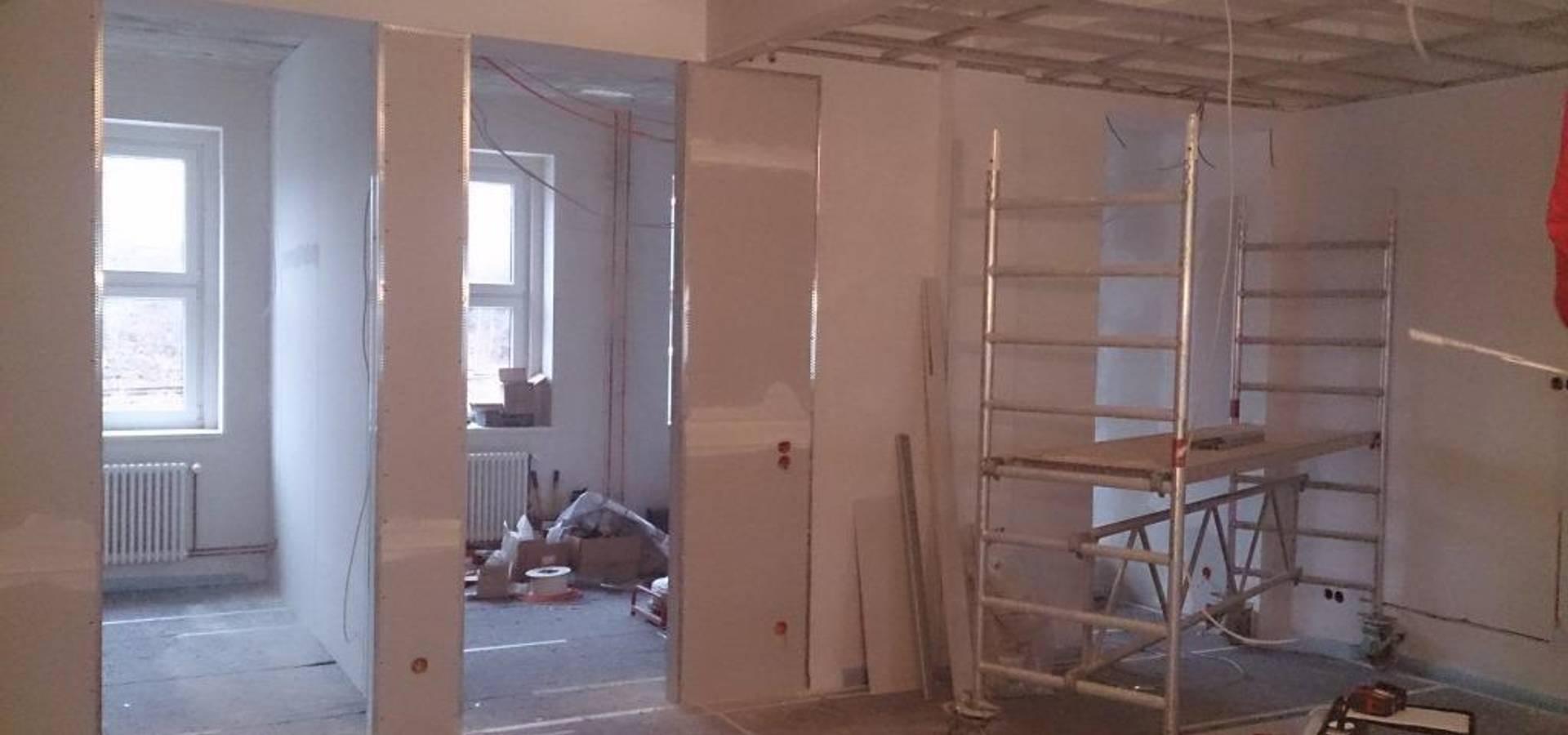 glaserei exner h rdler glaser in berlin homify. Black Bedroom Furniture Sets. Home Design Ideas