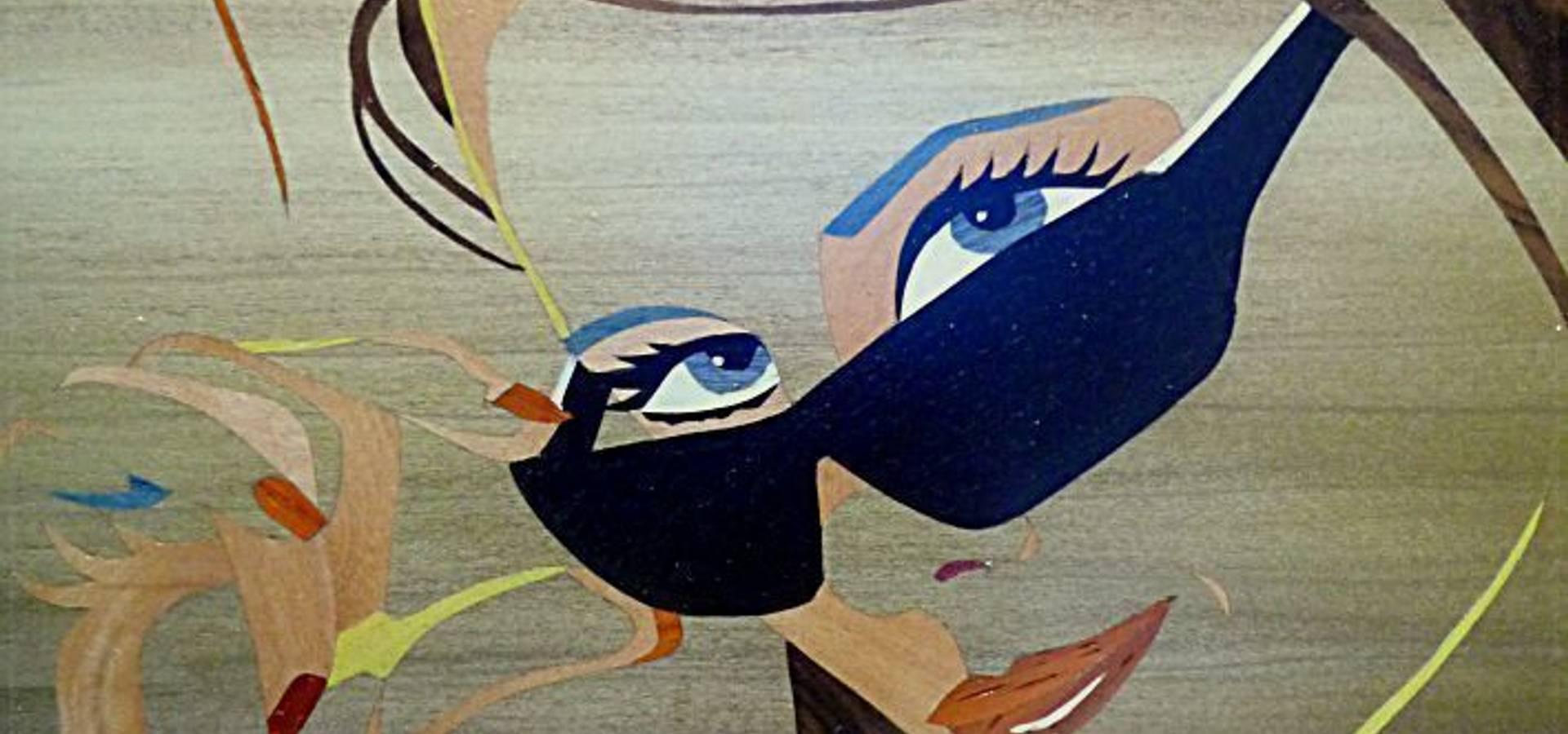 ciamarone marqueterie d'art